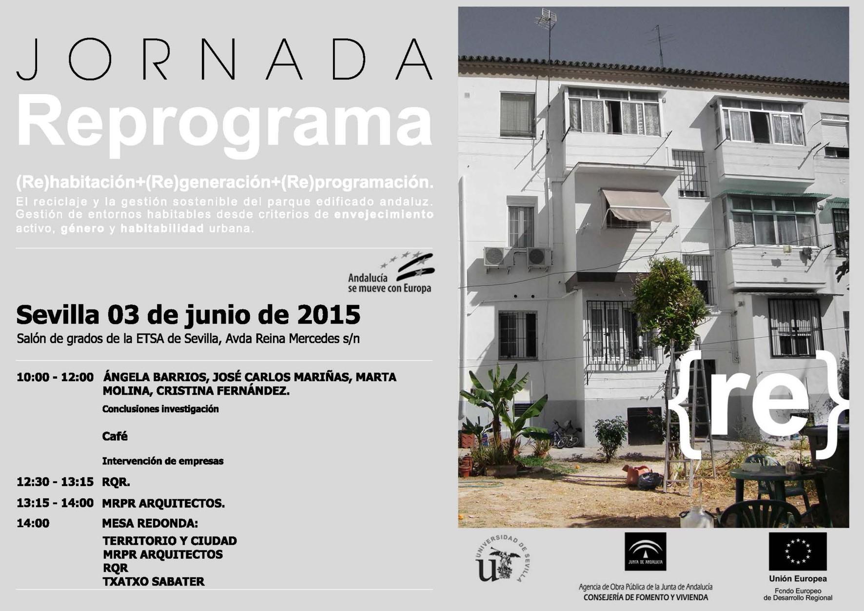 Cartel Jornada Conclusiones 3 de junio.