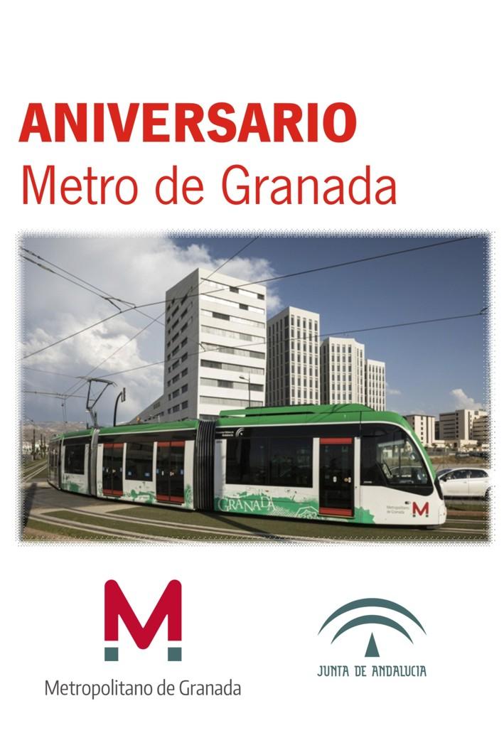 ANIVERSARIO Metropolitano de Granada