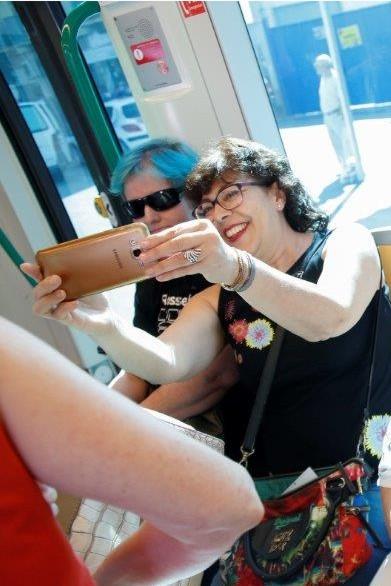 ENCUESTA SATISFACCIÓN Metro de Granada 2018