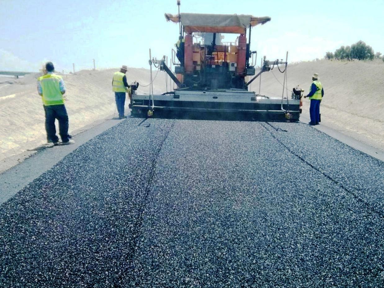 Técnicas novedosas en la construcción de la Autovía del Olivar.