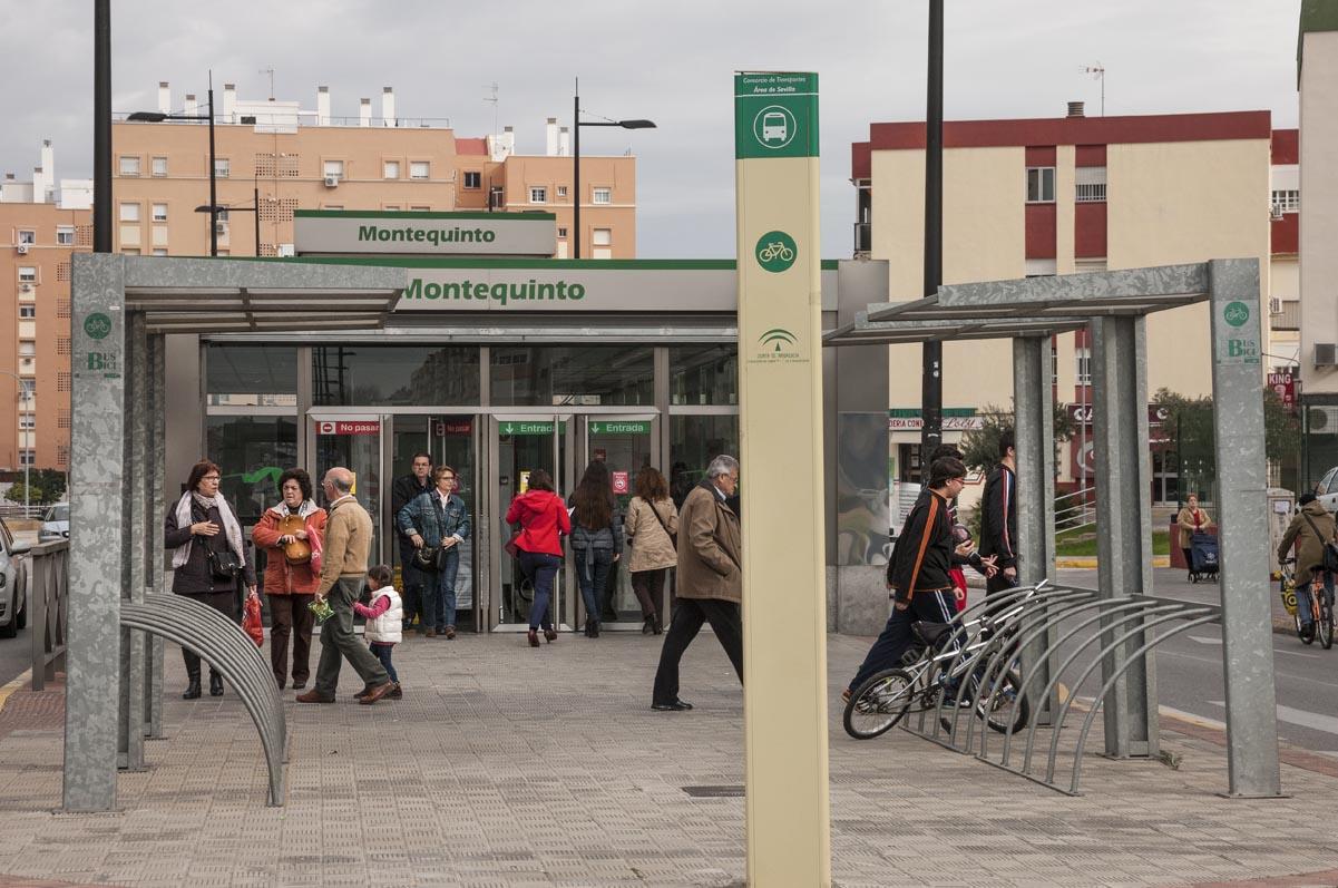 La Semana Europea de la Movilidad fomenta la intermodalidad en el transporte público.