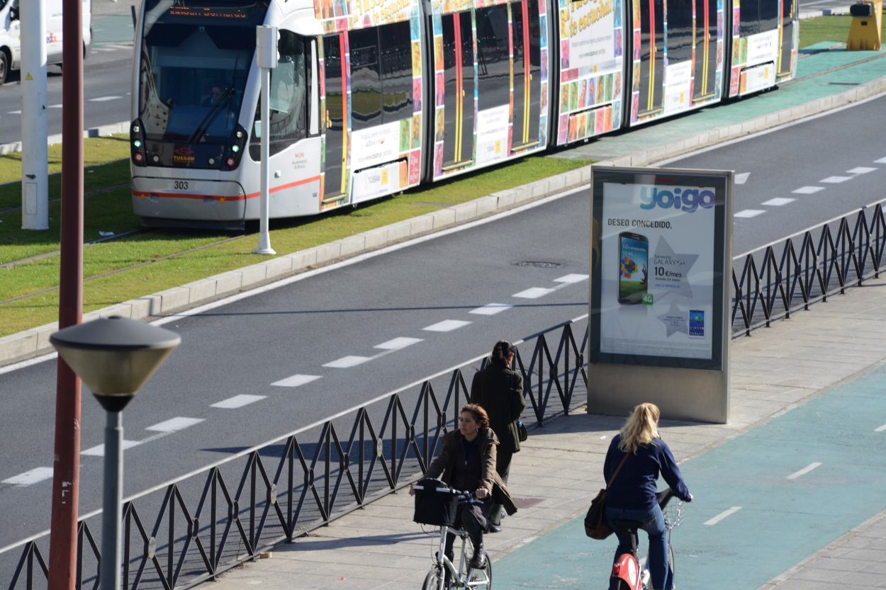 La ley andaluza de movilidad sostenible ser� la primera de Espa�a en supeditar las infraestructuras a su rentabilidad social