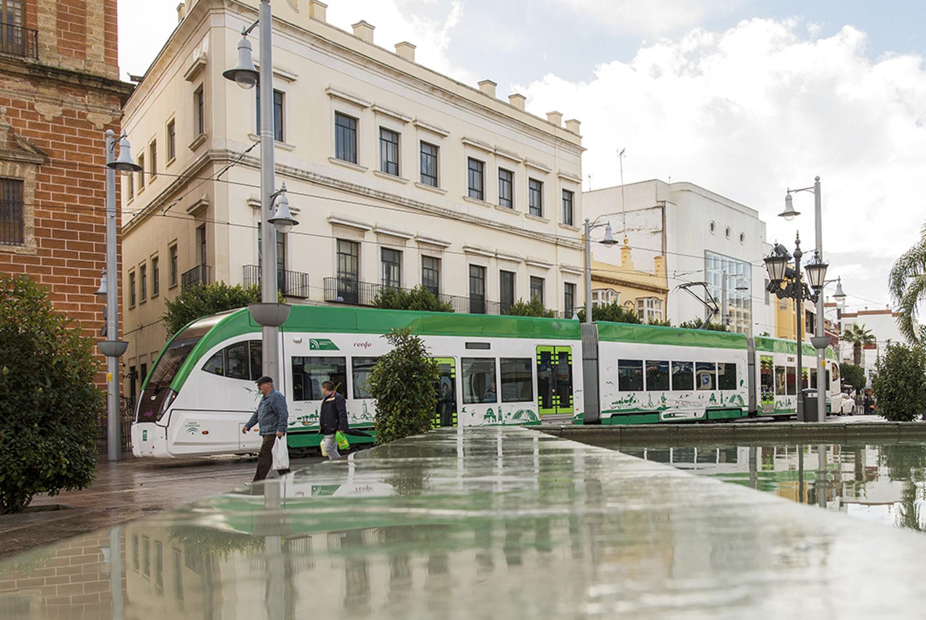 Entre abril y junio se ha desarrollado la primera fase de pruebas con trenes en todo el recorrido.