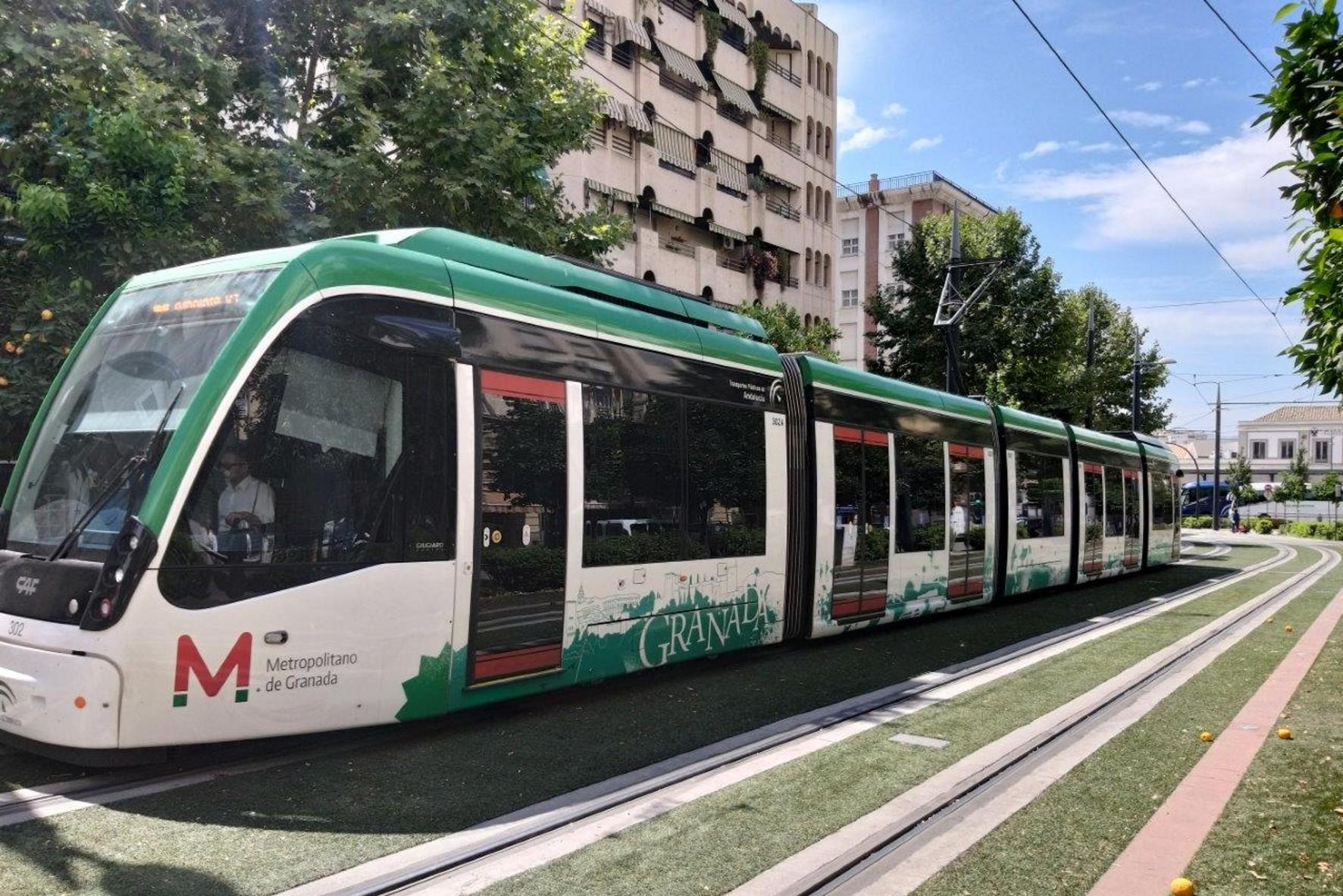 El metro cumple dos años en funcionamiento.