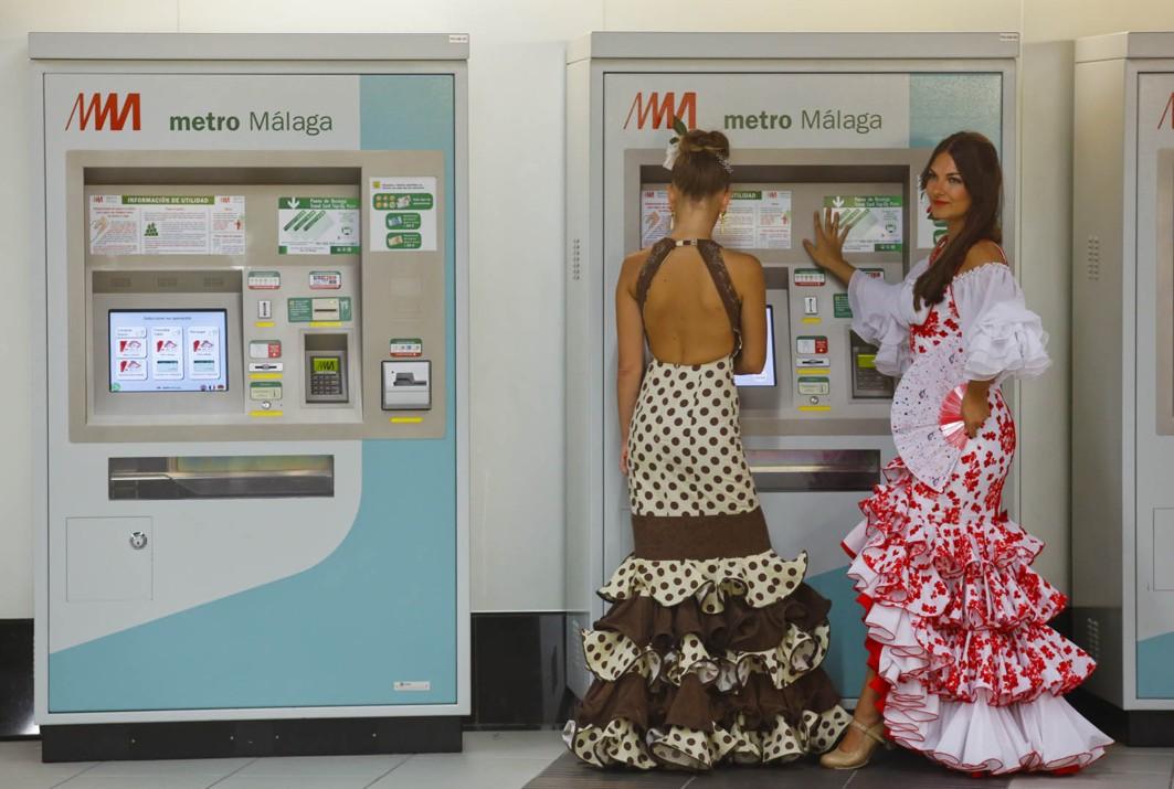 Para mayor comodidad de las personas usuarias, durante toda la semana de feria se ha reforzado la vigilancia en trenes y estaciones