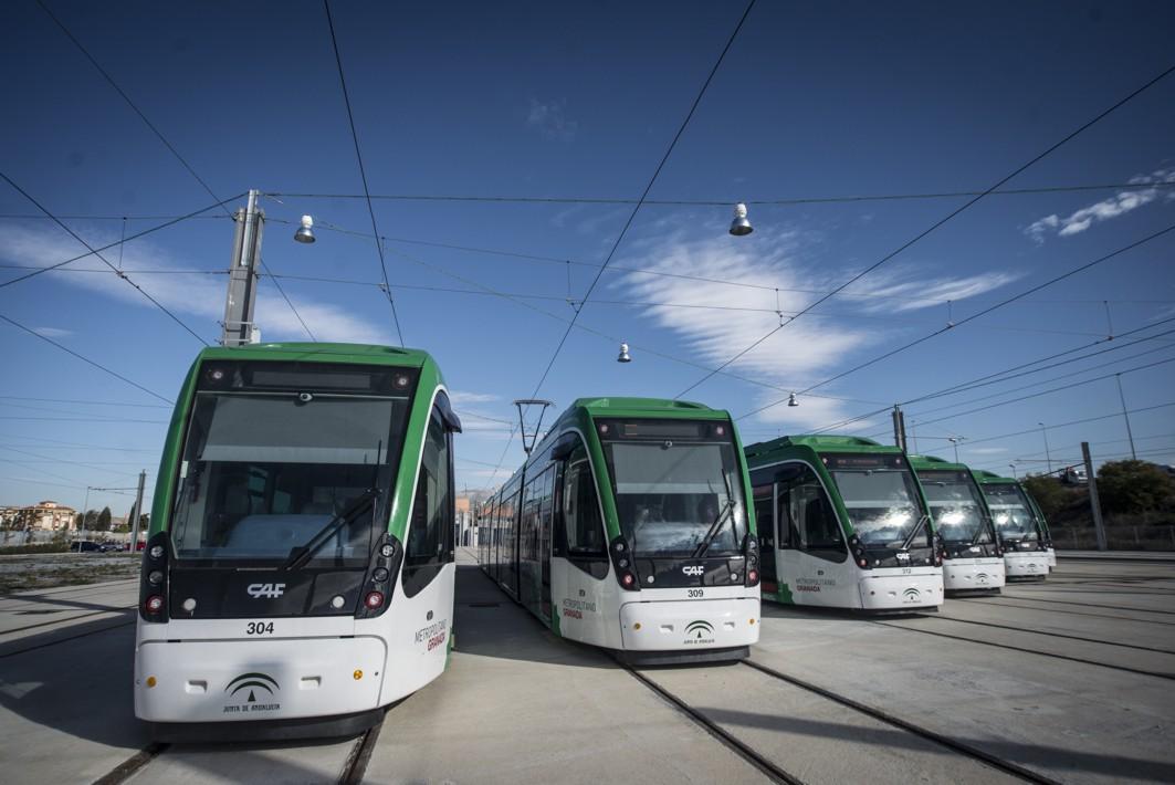 El contrato que se adjudica garantiza la disponibilidad de la flota de trenes.