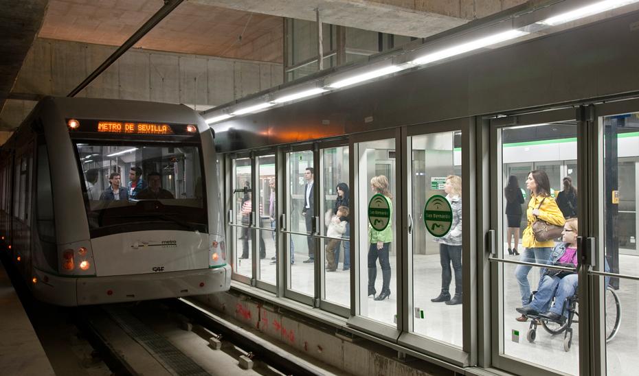 Autorizada la ampliación de crédito de 164,72 millones para pagar la sentencia por el retraso del Metro de Sevilla