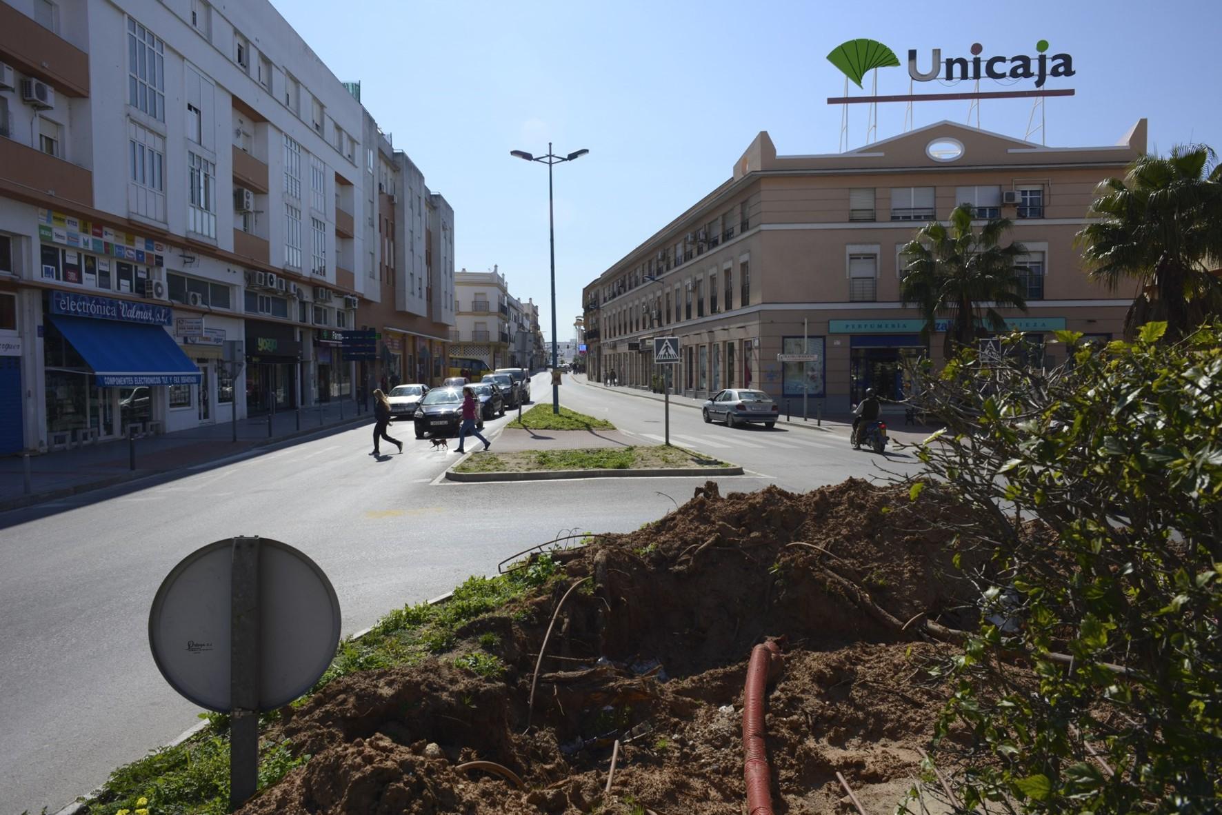 La calle Mendiz�bal se cortar� al tr�fico despu�s de la Semana Santa.