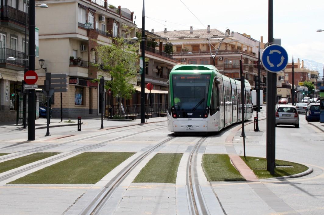 El metro de Granada contará con el primer sistema de gestión 100% público de los metros andaluces