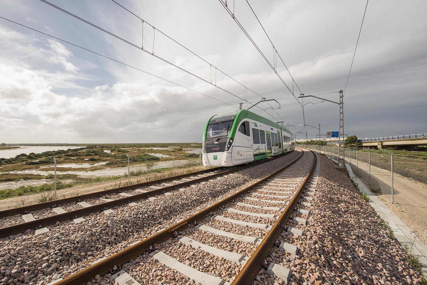 Endesa suministrar� la energ�a el�ctrica para las pruebas de trenes en la Bah�a.
