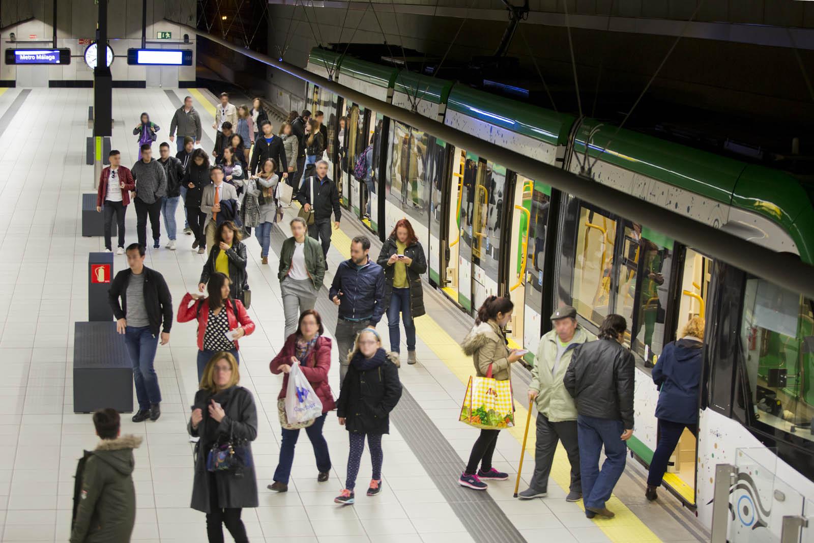 Metro de Málaga celebrará la Semana de la Movilidad.