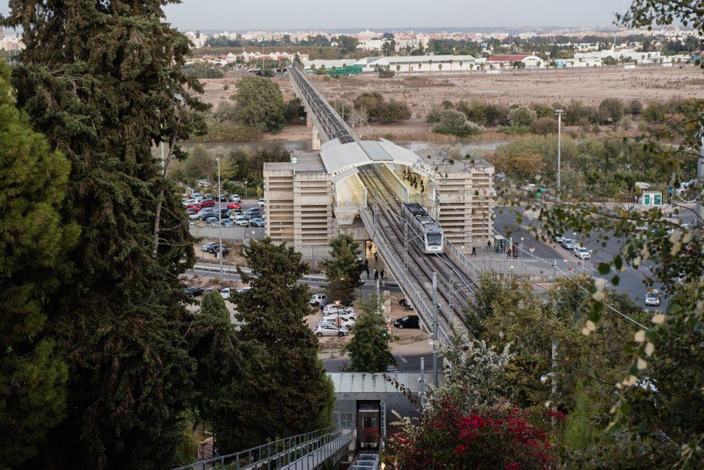 Metro de Sevilla transportó a 7,8 millones de viajeros en 2020 a pesar de la pandemia