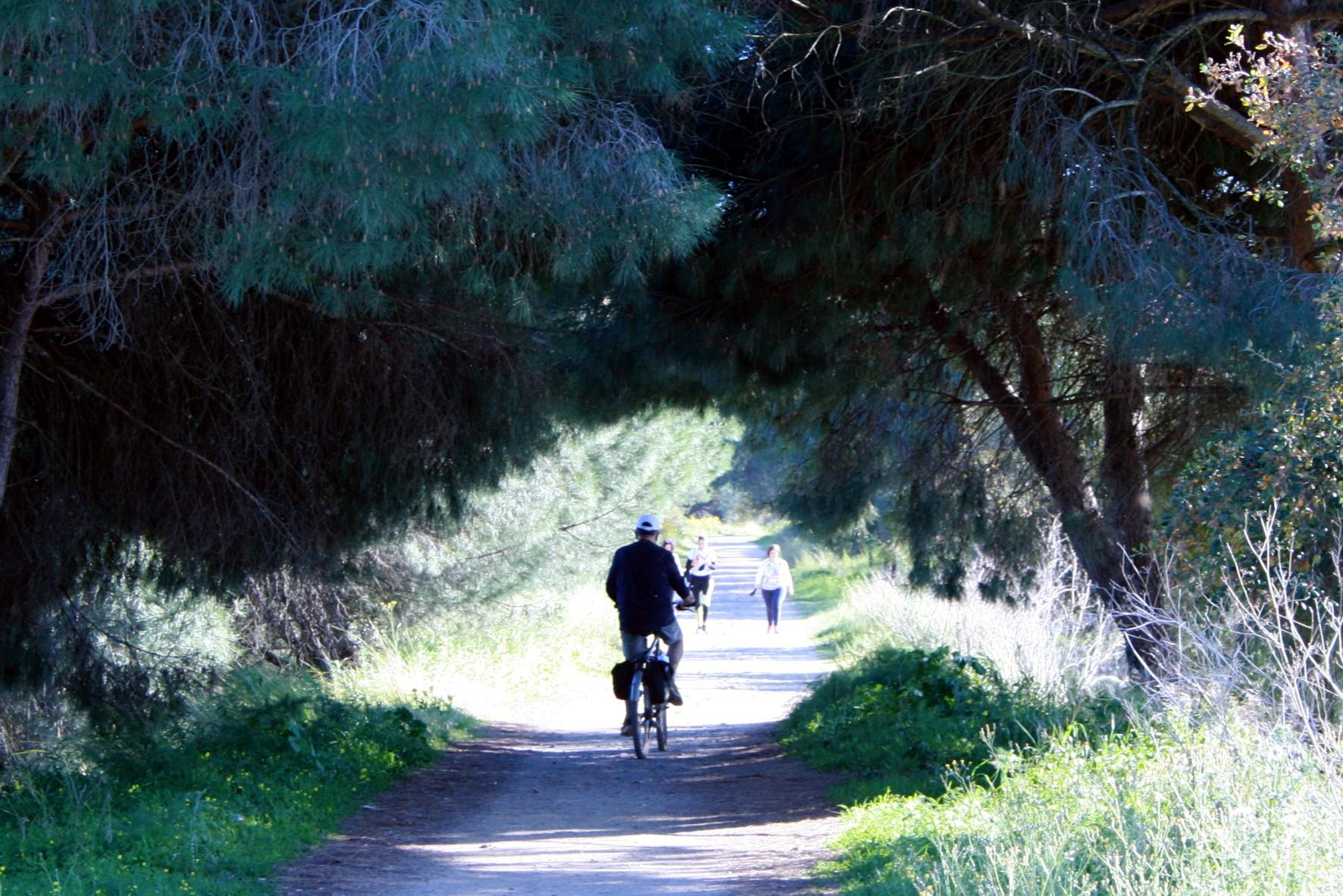 La Junta de Andalucía participa en un proyecto transfronterizo de senderos con Portugal