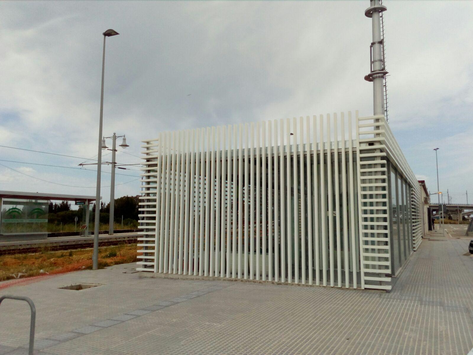 Imagen del Intercambiador de La Ardila.