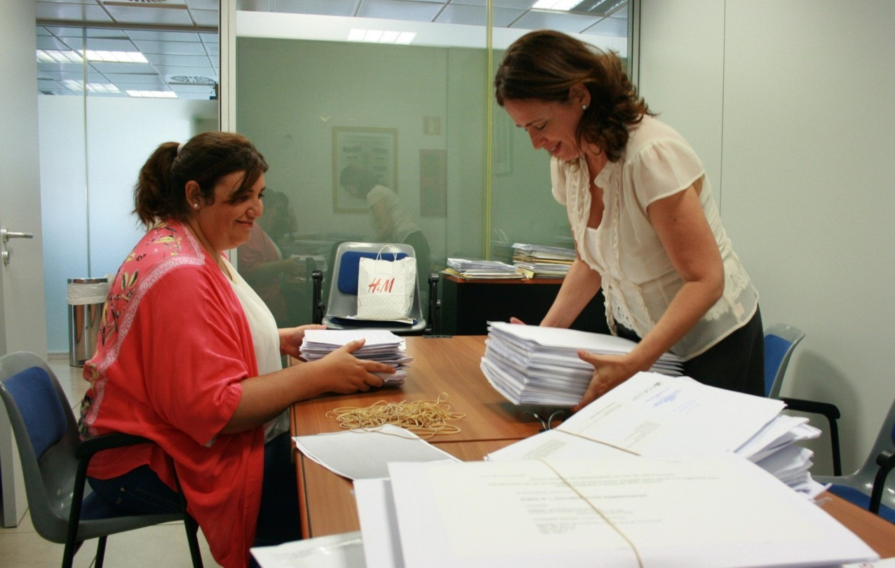 Las ofertas han llegado hasta el 5 de junio a la Agencia de Obra Pública.