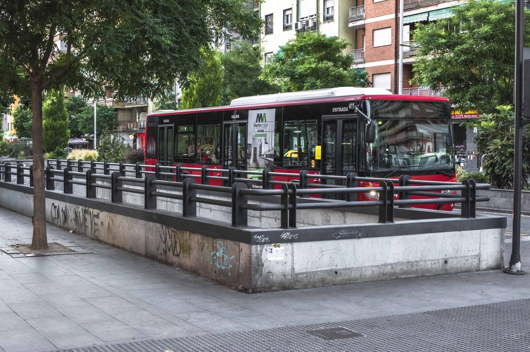 La Junta adjudica el estudio de viabilidad del aparcamiento en el túnel de Camino de Ronda