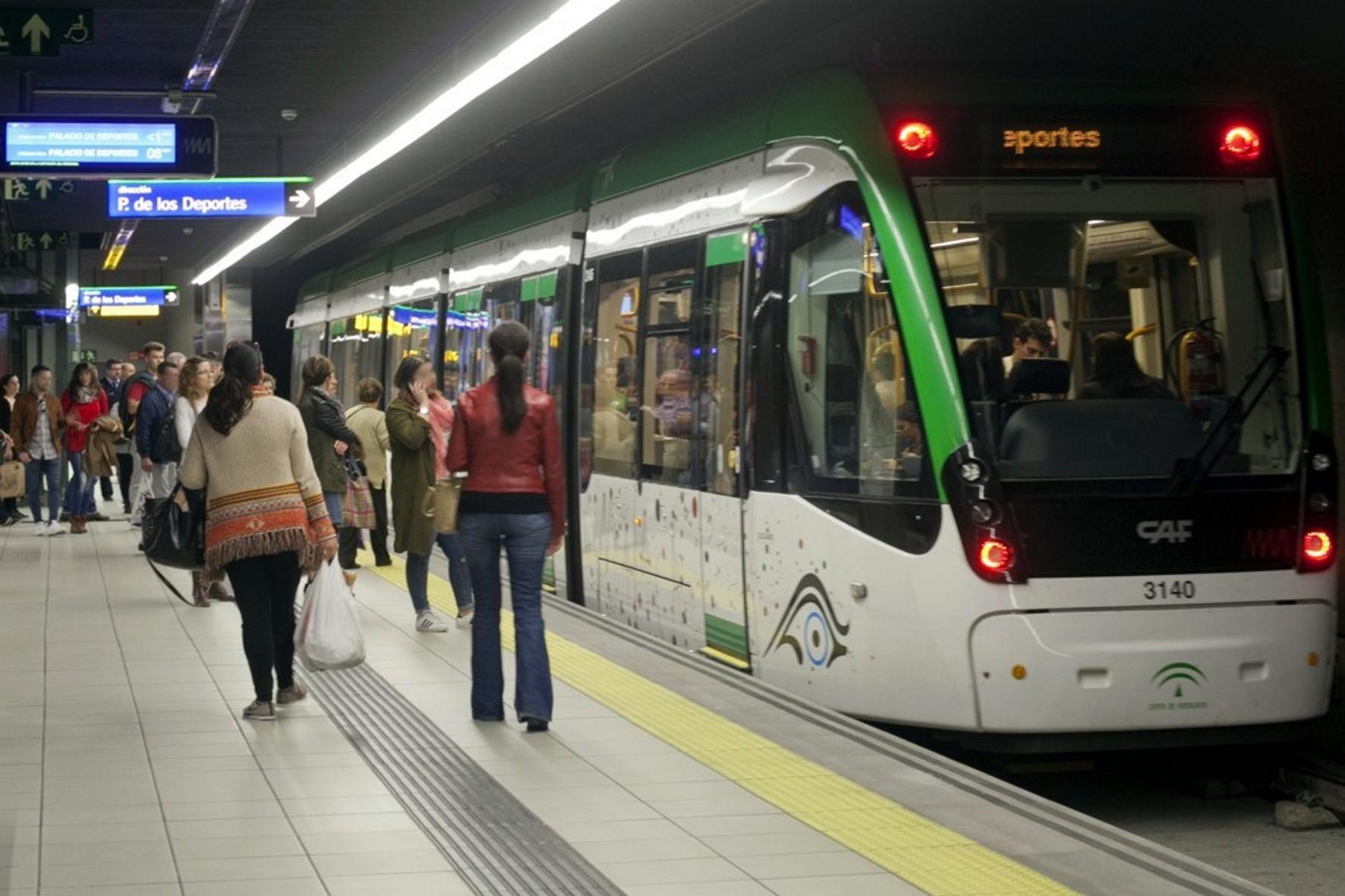 El concurso público afecta a las nuevas instalaciones de los tramos en ejecución del metro de Málaga.