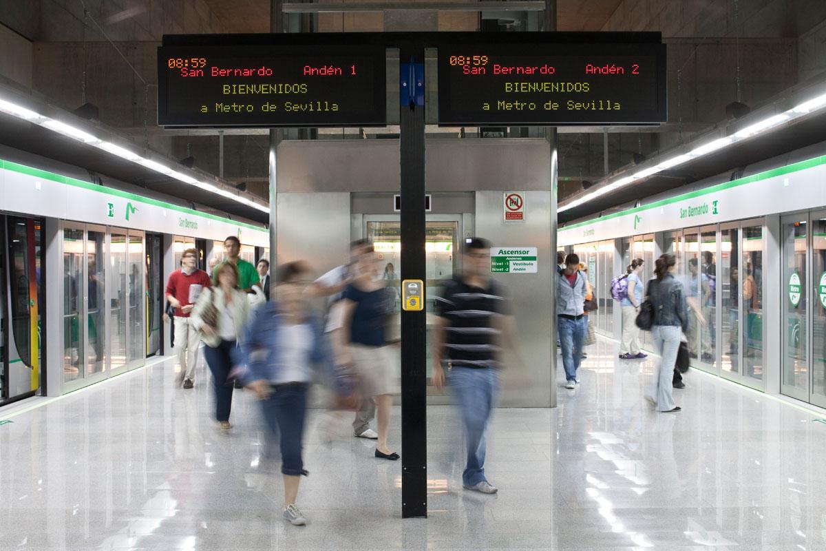 Obras Públicas ya se ha reunido con los cuatro ayuntamientos por los que discurre la Línea 1 para evaluar el grado de cumplimiento de los convenios de colaboración