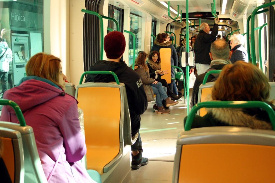 La frecuencia de paso de los trenes se adaptará a la demanda de usuarios.