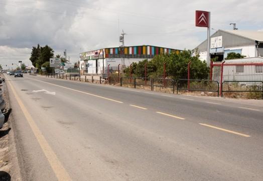 La variante de Villarrubia evitará el paso por la travesía de la población, actualmente en obras.