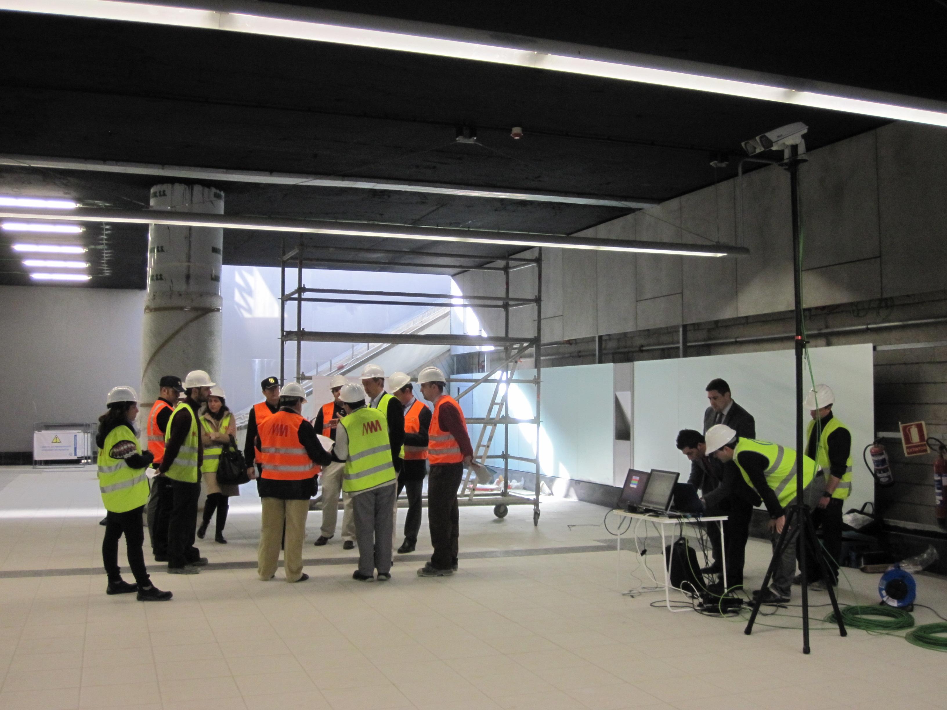 La flota de trenes incorporará también un total de 168 cámaras adicionales.