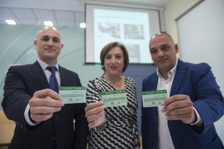 La tarjeta del Consorcio de Transportes es la más usada en el metro de Granada.