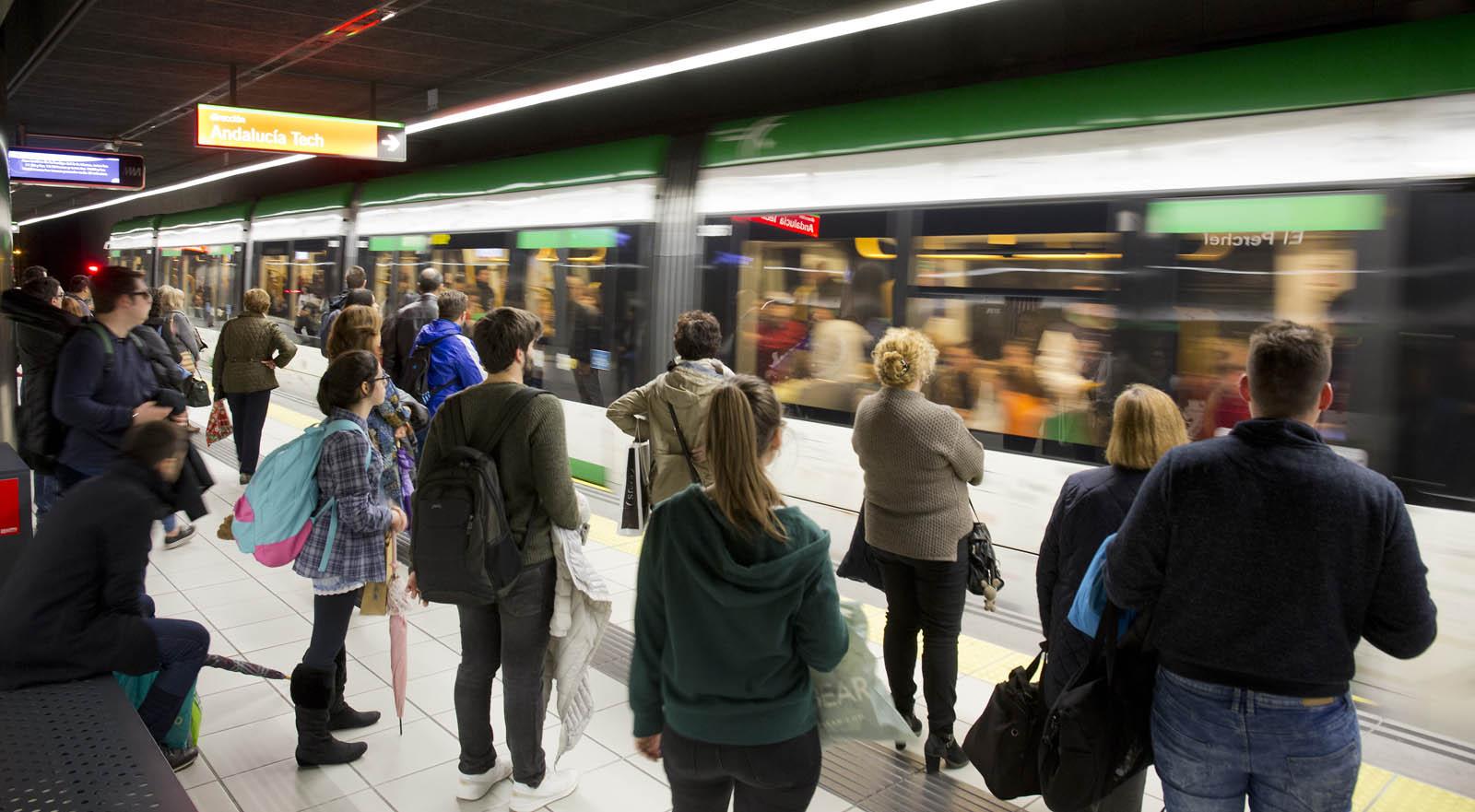 En el presente año, el ritmo de crecimiento de la demanda de viajeros supera el 7% interanual.