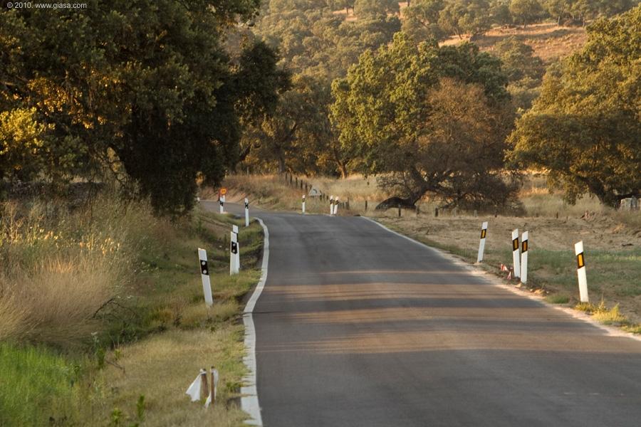 El Plan MASCERCA contempla numerosas mejoras en las carreteras del Valle de los Pedroches.