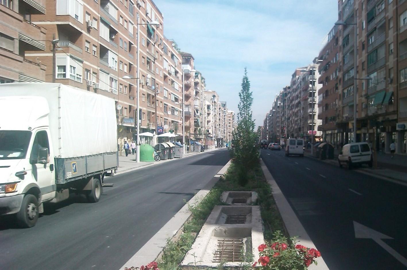 El tráfico en la calle Ángel Barrios volverá a su sentido original.