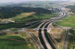 Vista de tramo de Carretera A-381